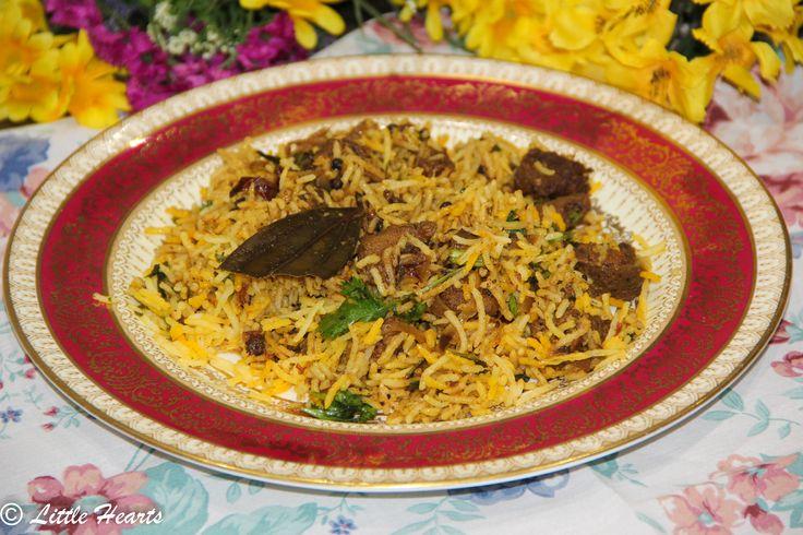 Karachi Mutton Biriyani