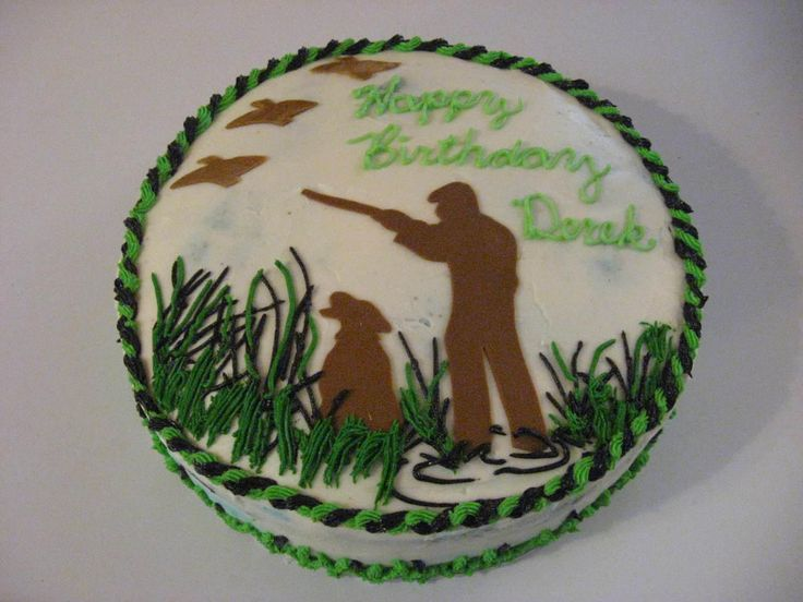 Duck Hunting Cake Decorations : 20 best images about Duck Hunting Cakes on Pinterest ...