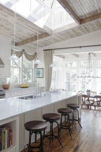 WATERSCAPE  Spring Island, South Carolina  Kitchen  Architectural Detail  Architectural Details  Coastal by Historical Concepts