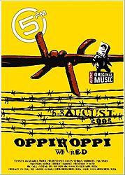oppikoppi festival poster