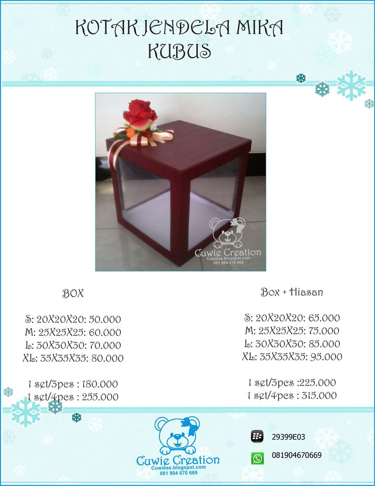 Kotak Hantaran Pernikahan cuwie creation  instagram @cuwiecreation