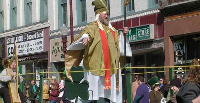 Peterborough St. Patrick's Day Parade » Peterborough & the Kawarthas Tourism