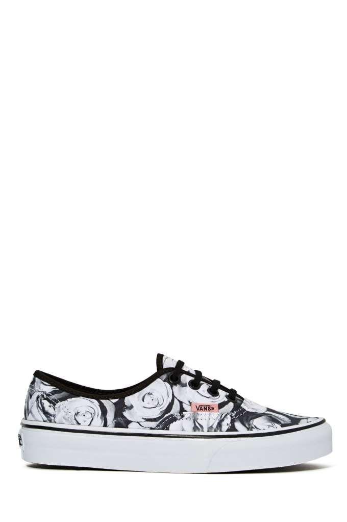 Vans Authentic Sneaker - Digi Rose