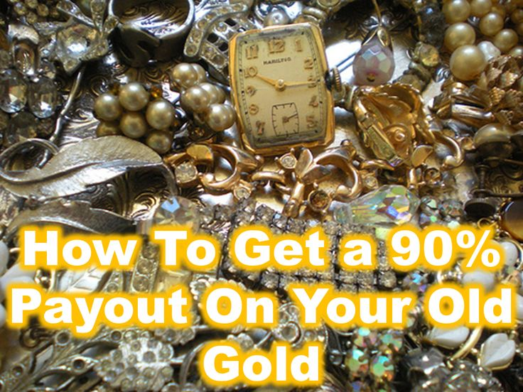 """Selling Scrap Gold? My readers get a 90% payout from a highly trusted gold buyer, in business over 100 years.   #Gold #Sell #Buy  Photo Credit: <a href=""""http://www.flickr.com/photos/10533549@N08/3909677413/"""">HA! Designs - Artbyheather</a> via <a href=""""http://compfight.com"""">Compfight</a> <a href=""""http://creativecommons.org/licenses/by-nc-nd/2.0/"""">cc</a>"""