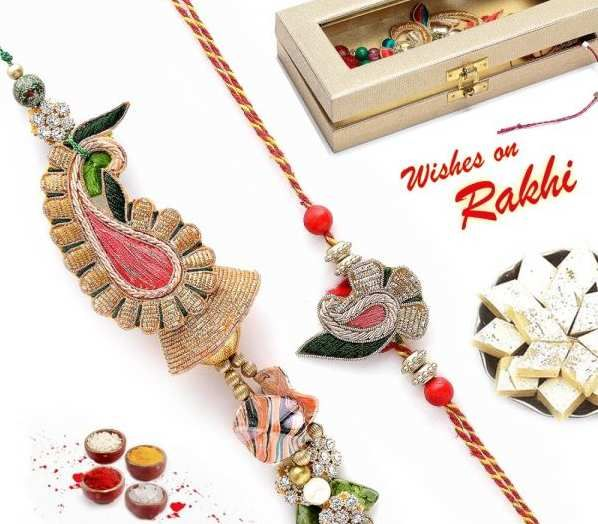 Rakhi is fast approaching and girls all over the country are going nuts with the excitement. The preparations are already in full swing – starting with shopping for beautiful Rakhis, new clothes and gifts. Rakhi is the time when girls