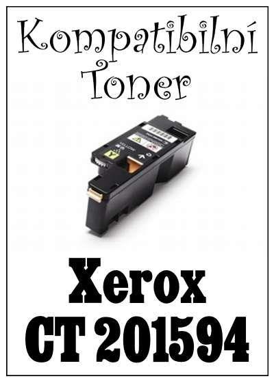 Kompatibilní toner Xerox  CT 201594 za bezva cenu 1273 Kč
