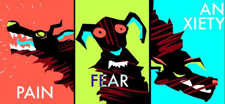 My Three Mortal Enemies by Wilchur.deviantart.com on @DeviantArt