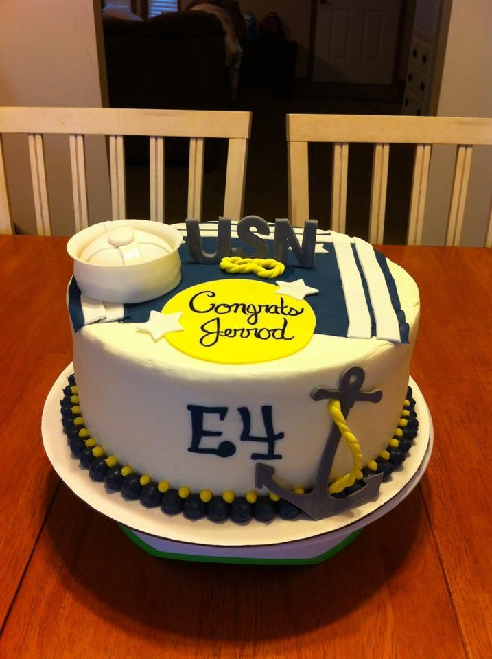 1000 Images About Coast Guard Cakes On Pinterest Lemon