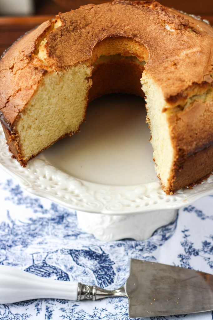 Ina's perfect pound cake | Recipe | Pound Cakes, Ina Garten and Garten