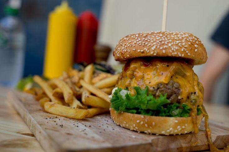 Lily Burger, Urbanstr. 70, 10967 Berlin // Burger, Steaks