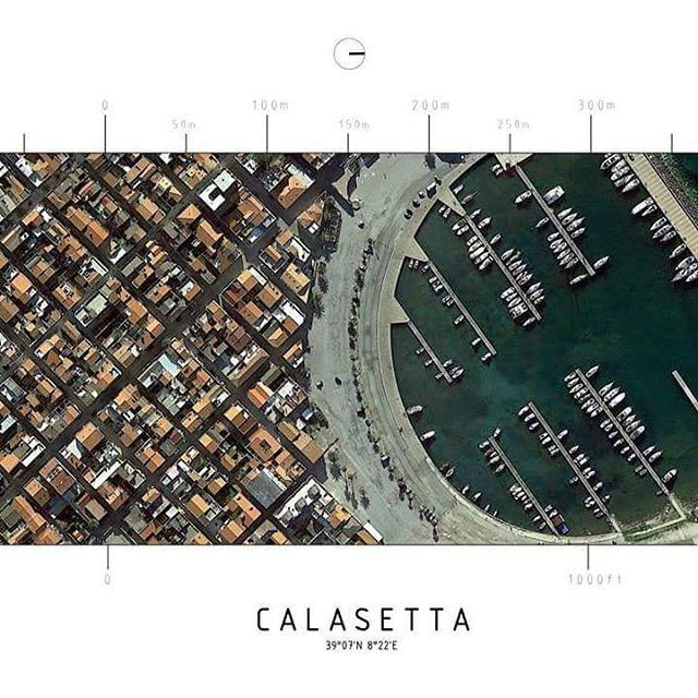 Calasetta, Câdesédda in ligure tabarchino, Cal 'e Sèda in sardo  Borgo di 2861 abitanti collocato nella parte settentrionale dell'isola di Sant'Antioco, è conosciuta come 'la bianca' per via del colore dominante delle facciate delle case.  Progettata e fondata intorno al 1770, nel più ampio quadro della migrazione dei coloni liguri di Tabarka in Sardegna, costituisce, insieme a Carloforte, un'isola linguistica ligure.  L'aspetto peculiare della fondazione di Calasetta è il suo progetto…