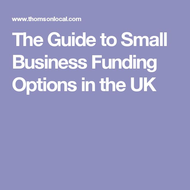 The Guide to Small Business Funding Options in the UK