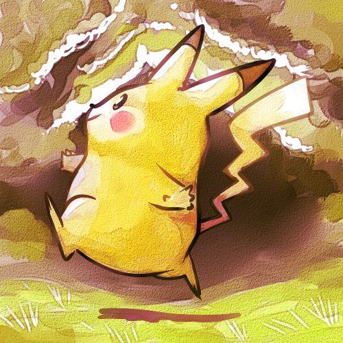 The Safari Zone - colormeeringallery:   Daily Pokemon until Pokemon...