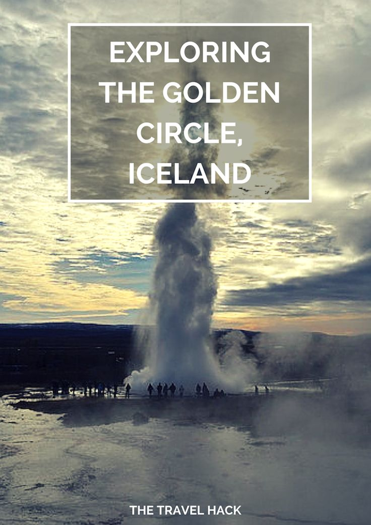 Exploring the Golden Circle in Iceland