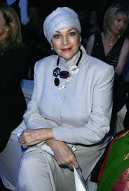 Maggie Tabberer (Australian fashion icon) - elegance personified coupled with a great sense of fun.