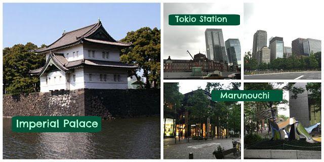 Imperial Palace Marunouchi Tokio