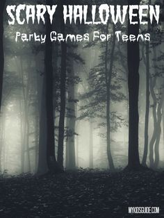 scary halloween party games for teens - Halloween Party Songs For Teenagers