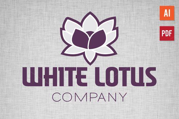 White Lotus Logo - Logos - 1