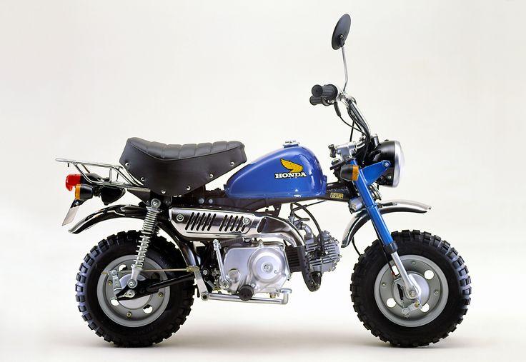 Honda Z50J-I Monkey '1978–81