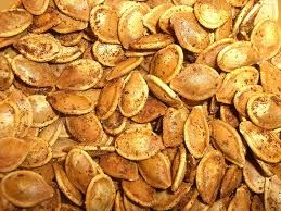 Tasty Roasted Pumpkin Seeds And The Health Benefits