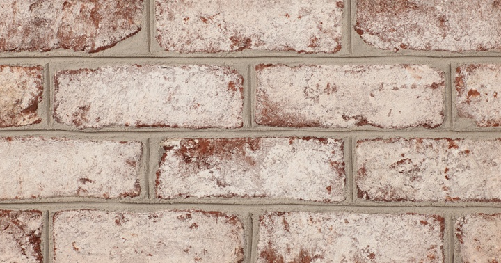 Glen Gery Brick French Provincial Is A White Handmade
