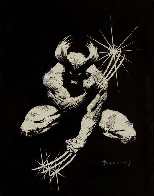 Wolverine by Bret Blevins