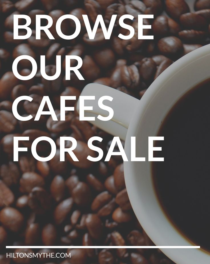 Looking for a Cafe to buy? Take a look at our Cafes for sale throughout the UK.
