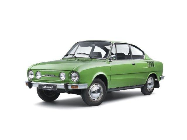 Škoda 110 R Coupé, type 718 K (1980)