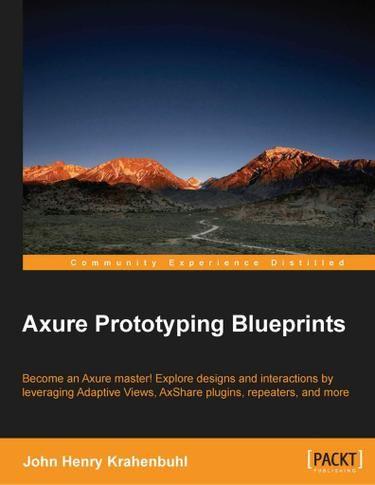 Axure Prototyping Blueprints - UX/UI Land