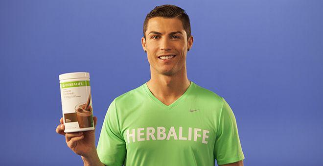 Cristiano Ronaldo es nuestro nuevo patrocinio