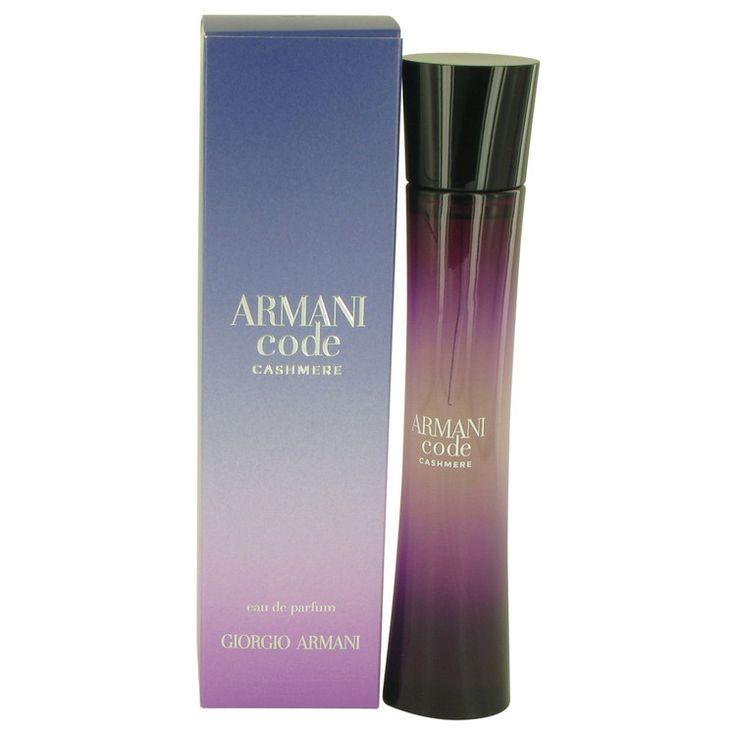 Armani Code Cashmere Eau De Parfum Spray By Giorgio Armani
