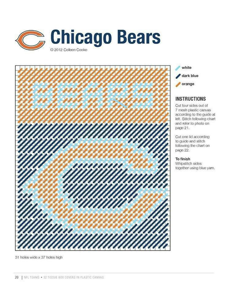 Chicago Bears TBC 2/2