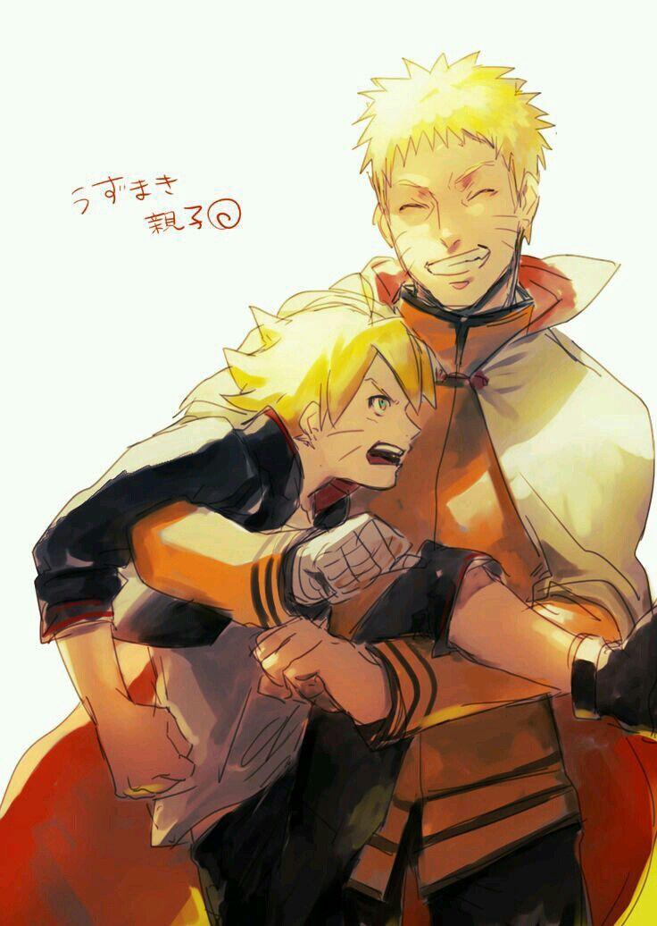Like father,like son | Naruto | Naruto uzumaki, Naruto