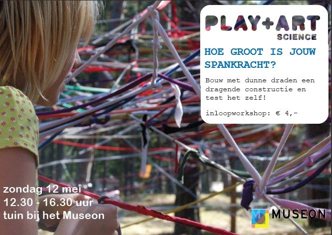 Workshop at Museon, May 12th from 12.30 | Visual Art Research