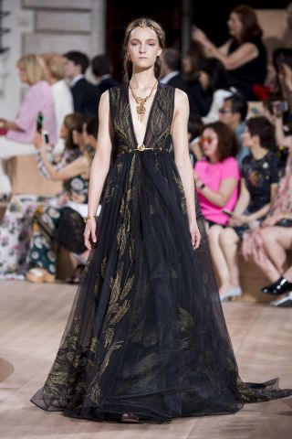 Valentino Fall 2015. See all the best runway looks from Couture Week here.