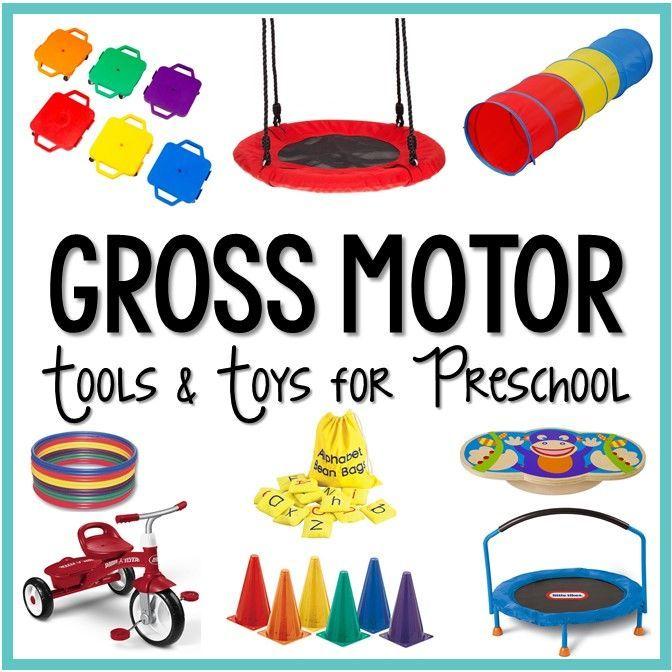 Gross Motor Toys : Best preschool images on pinterest