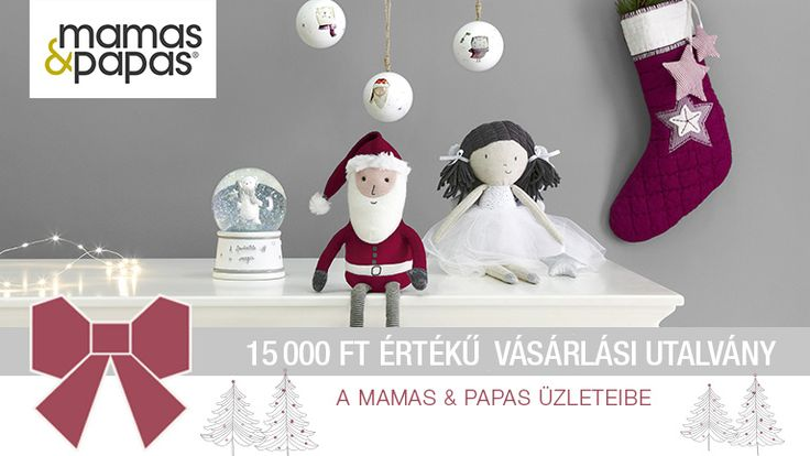 Mesés Mamas & Papas Karácsony
