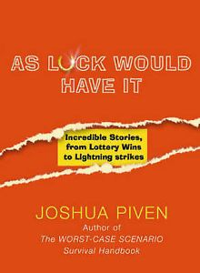 NEW-As-Luck-Would-Have-it-by-Joshua-Piven-Paperback-Book-Free-Shipping