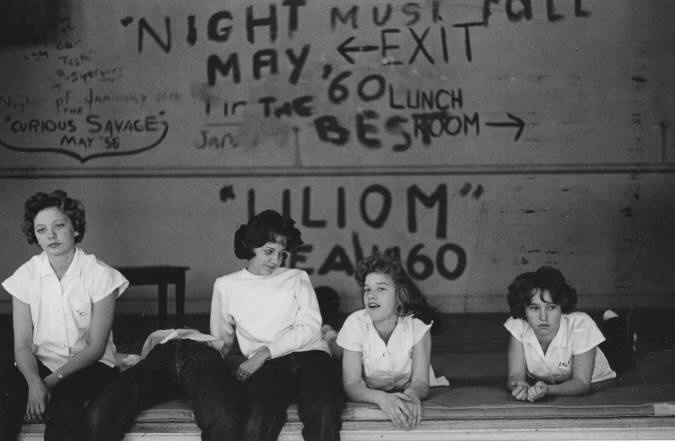 'The Age of Adolescence, is Joseph Sterling's photographic masterwork of documentation of the life and milieu of the American teenager in the late fifties and early sixties. This series of images explores the sometimes tentative, sometimes explosive atmosphere that surrounded the rites of passage from childhood to adulthood during those years.'