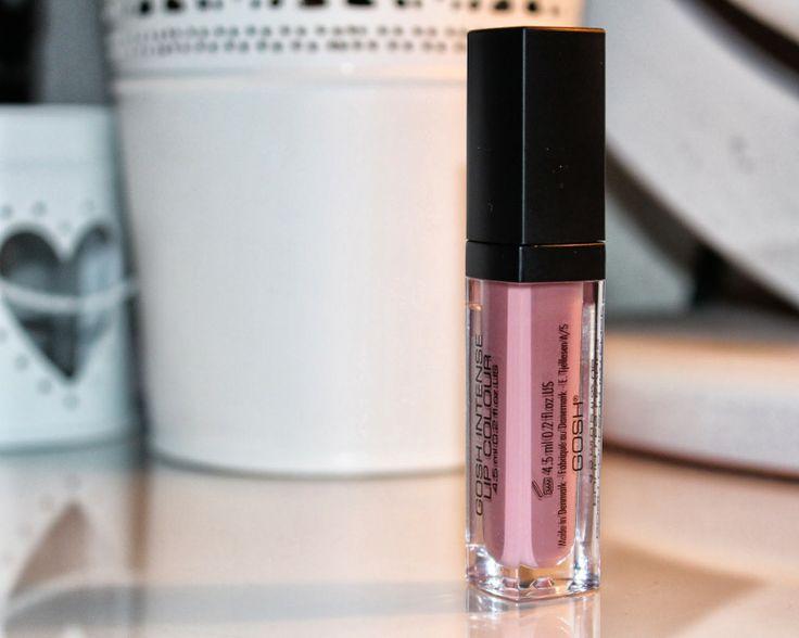 Malinqa radzi jakie kosmetyki warto kupić : GOSH intense lip colour 303 POMADKA DO UST