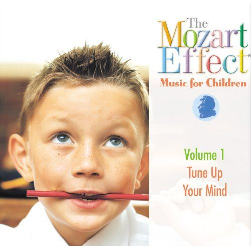 The Mozart Effect Music for Children, Volume 1: Tune Up Your Mind Mozart Effect http://www.amazon.com/dp/B00000212Y/ref=cm_sw_r_pi_dp_jUBuub0DG7CWK