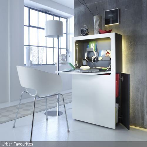 Unser Leben wir urbaner, spielt sich auf kleinerem Raum ab, wir ziehen öfter um und müssen uns flexibler einrichten. Daher eignen sich schmale, platzsparende Möbel am besten, um diesen Anforderungen gerecht zu werden. - mehr auf roomido.com