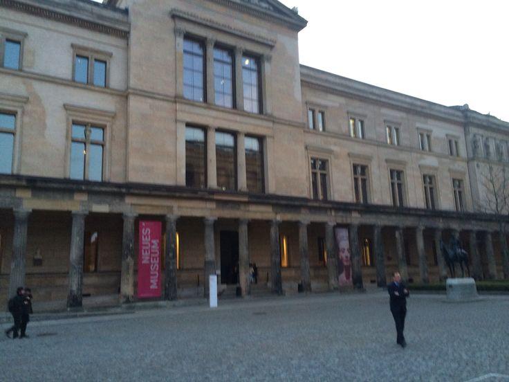 Neues Museum Berlino.