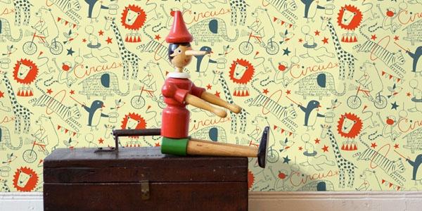 pepperpot.cz - vše o krásných věcech pro děti, miminka a náctileté a kreativním životě s nimi: Grafické tapety pro moderní děti