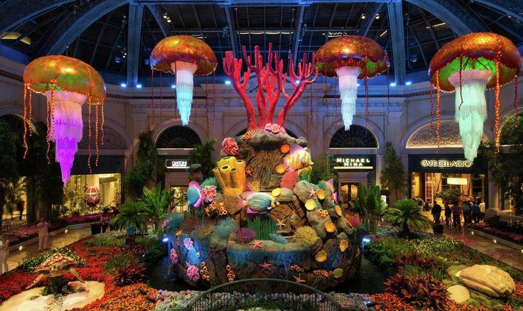 Conservatory & Botanical Gardens - Bellagio Las Vegas - Bellagio