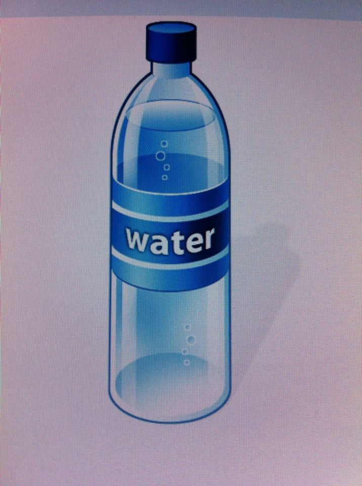 Water cuz water is number 1 and part of h2o