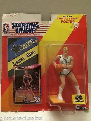 (TAS008948) - Starting Lineup - Larry Bird #33 Boston Celtics