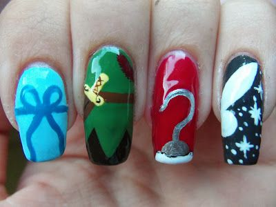 Meg's Manicures: Disney Series: Peter Pan