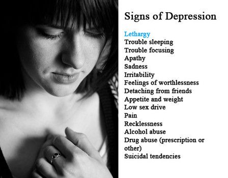 Depression: New Study Offers Hope | Wildwood Acupuncture ...