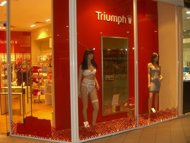 Triumph underwear online shop